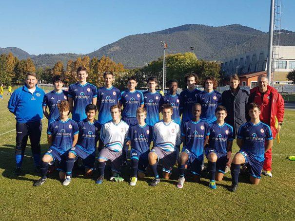 Squadra Allievi, stagione 2017-2018