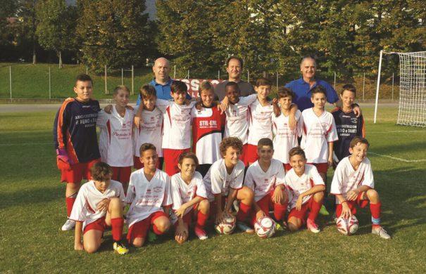 Squadra Esordienti 2006, stagione 2017-2018