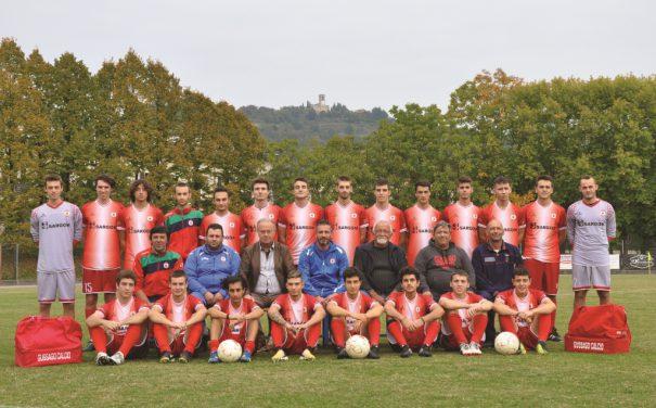 Squadra Juniores, stagione 2017-2018