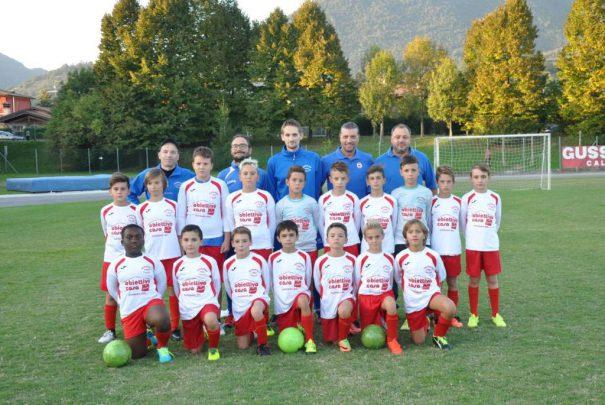 Squadra Pulcini 2007, stagione 2017-2018