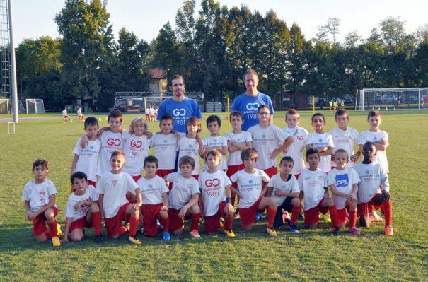 Squadra Scuola calcio 2009, stagione 2017/2018