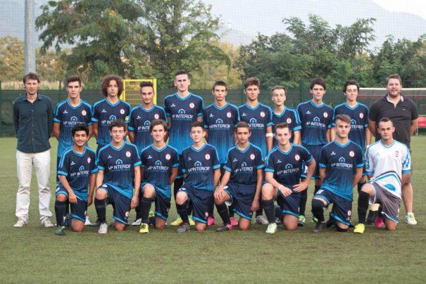 Squadra Allievi, stagione 2016-2017