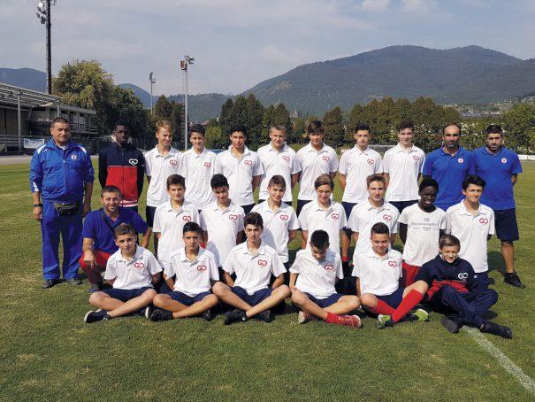 Squadra Giovanissimi, stagione 2017-2018