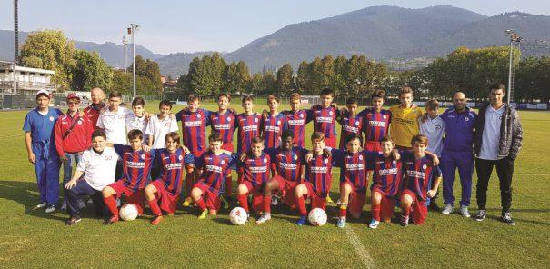 Squadra Giovanissimi fascia B, stagione 2017-2018