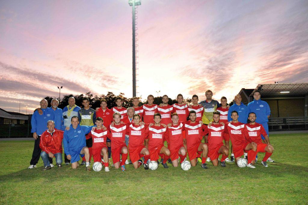 Prima squadra stagione 2013-2014
