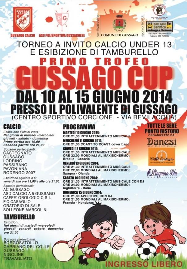 Gussago Cup 2014