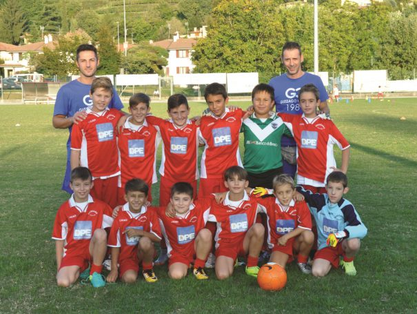 Squadra Pulcini 2008, stagione 2017-2018