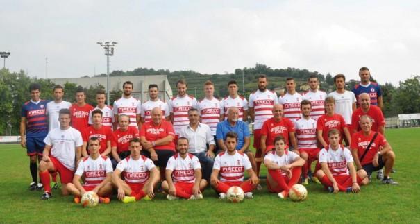 Prima squadra, stagione 2014/2015
