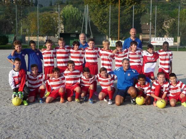 Esordienti 2003, stagione 2014/2015