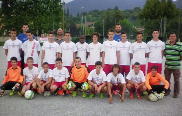 Giovanissimi, stagione 2014/2015