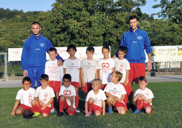 Squadra Scuola calcio 2010, stagione 2017/2018
