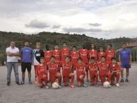 Giovanissimi 2002, stagione 2015-2016
