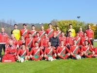 Prima squadra, stagione 2015/2016