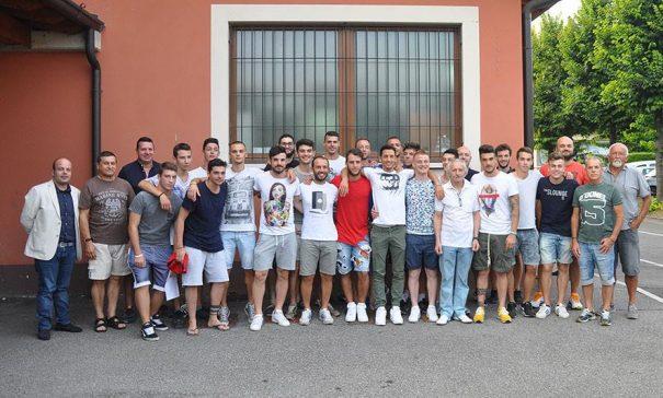 Fotogallery presentazione Prima squadra stagione 2016-2017