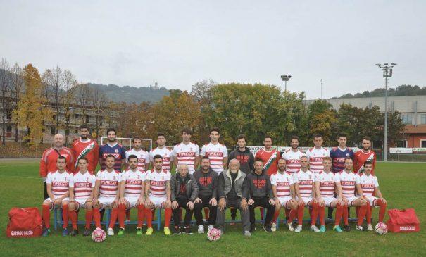 Prima squadra, stagione 2016-2017