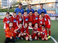 Scuola calcio 2008 campione CSI under 9, stagione 2016-2017