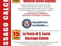 Iniziative Dicembre 2018 torneo Santa Lucia