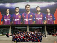 Copa Jordi Spagna aprile 2019