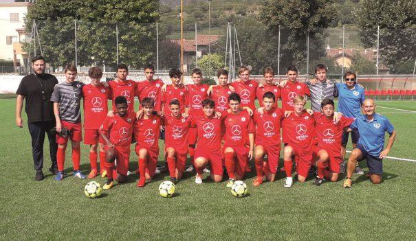 Squadra under 16 (2004), stagione 2019-2020