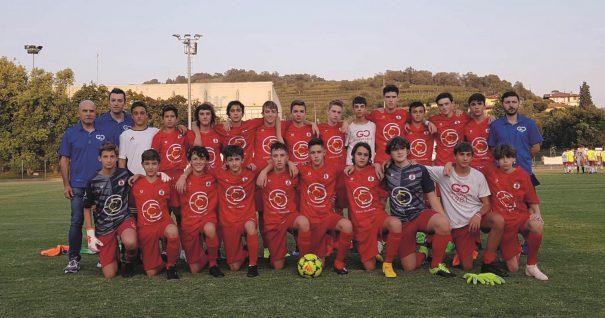 Squadra under 15 (2005), stagione 2019-2020