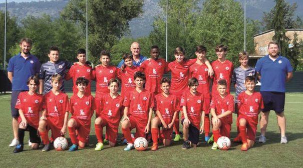 Squadra under 14 (2006), stagione 2019-2020