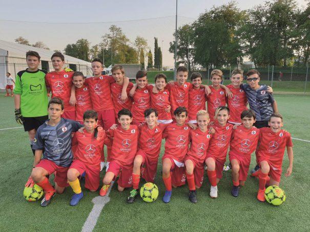 Squadra under 13 (2007), stagione 2019-2020