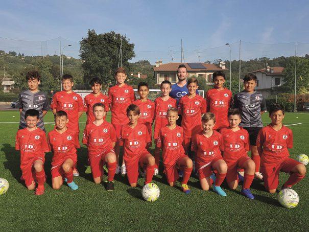 Squadra under 12 (2008), stagione 2019-2020