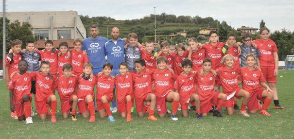 Squadra Pulcini 2009, stagione 2019-2020