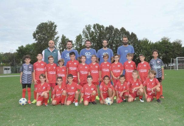 Squadra Pulcini 2010, stagione 2019-2020