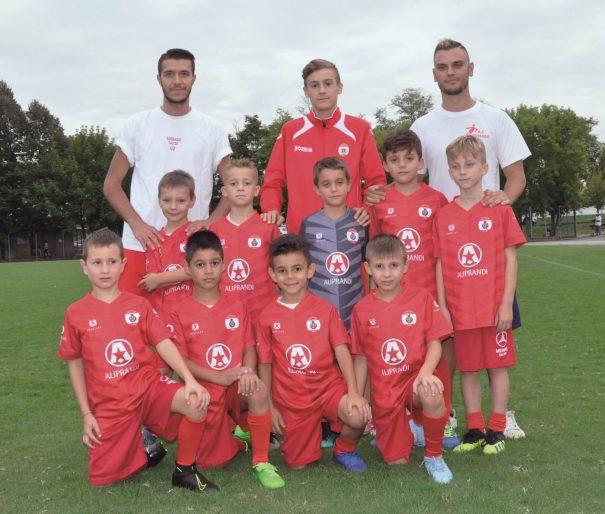 Squadra Primi Calci 2012, stagione 2019-2020