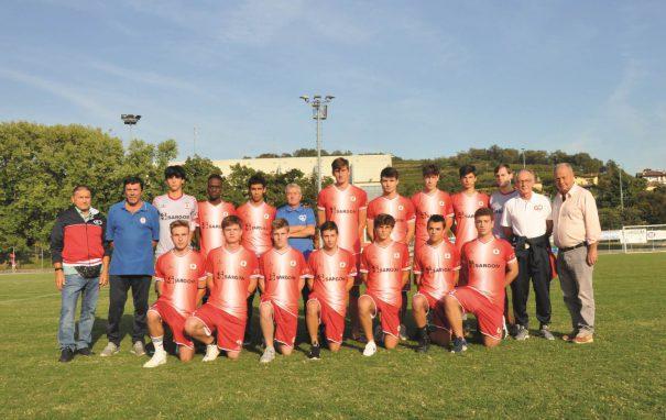 Squadra Juniores, stagione 2019-2020