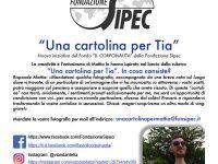 """banner """"Una cartolina per Tia"""""""