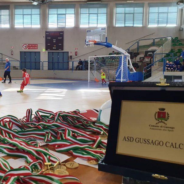 Festa calcio inverno Memorial Ottavio Aliprandi dicembre 2019