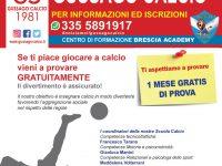 Volantino Scuola Calcio 2020