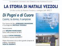 Presentazione libro pugni cuori Vezzoli giugno 2021