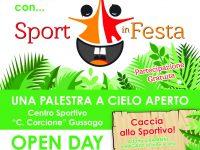 Sport in Festa settembre 2021